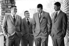 San Antonio Groomsmen wedding