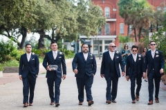 la villita groomsmen wedding