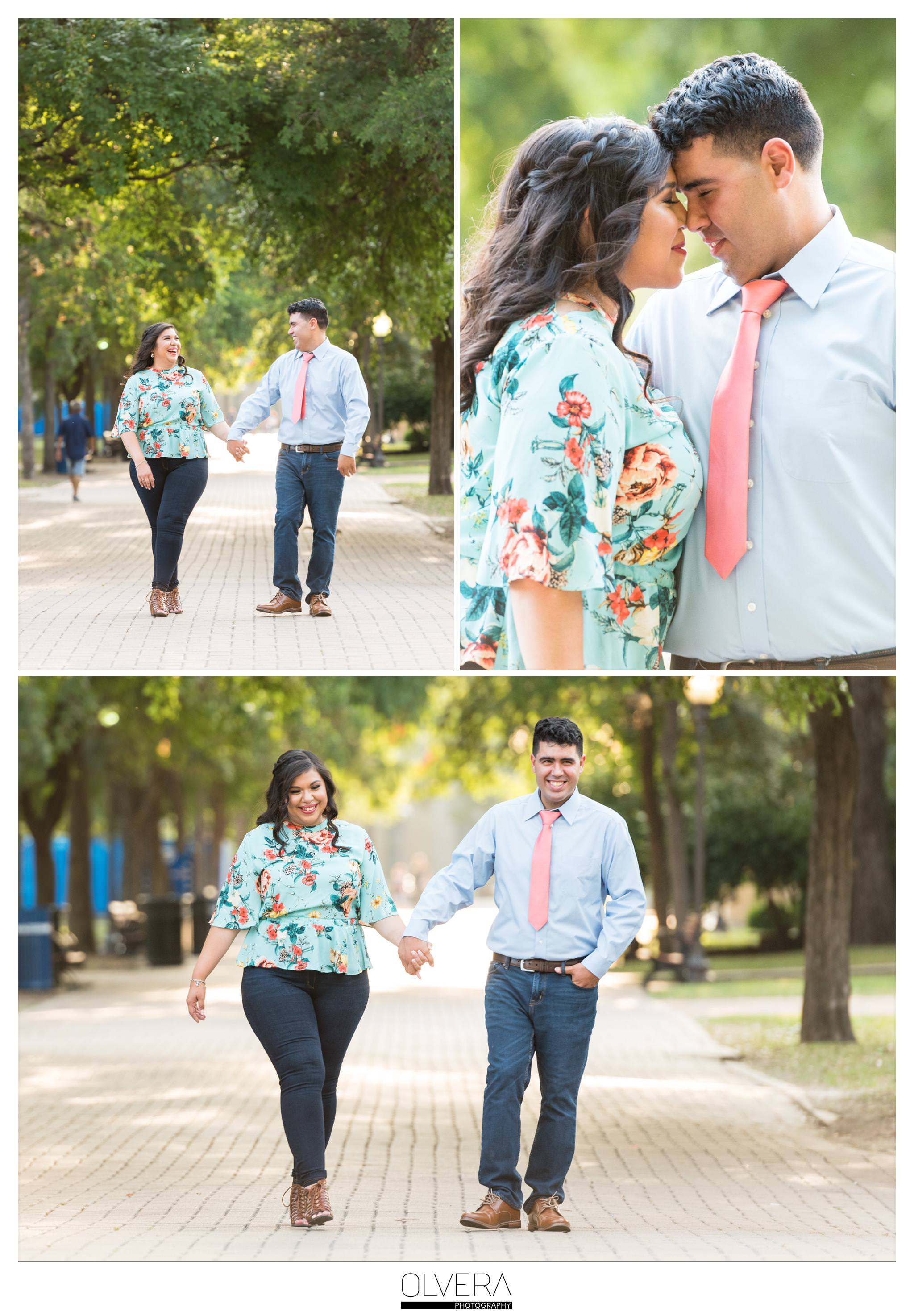Engagement Session_Hemisfair Park_Downtown San Antonio_TX_Photographer 4