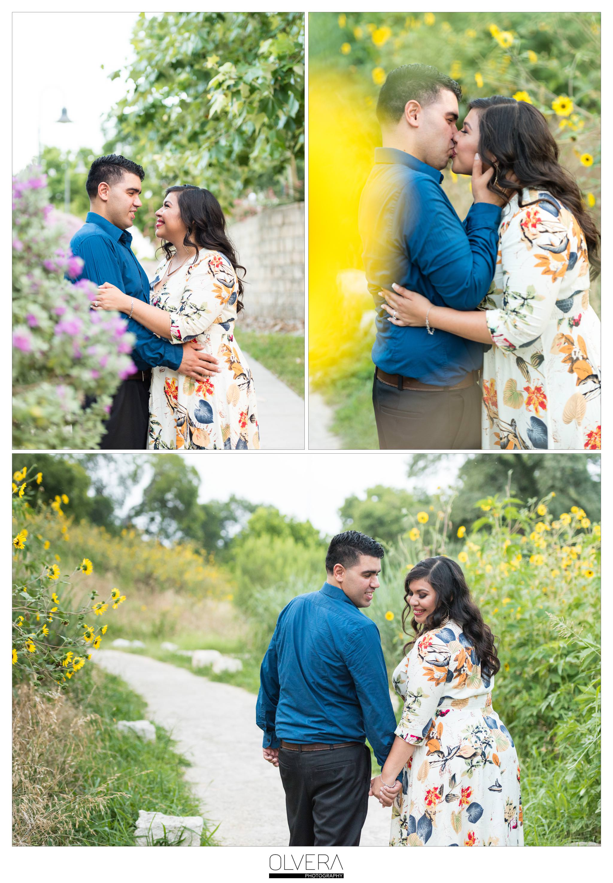 Engagement Session_Hemisfair Park_Downtown San Antonio_TX_Photographer 5