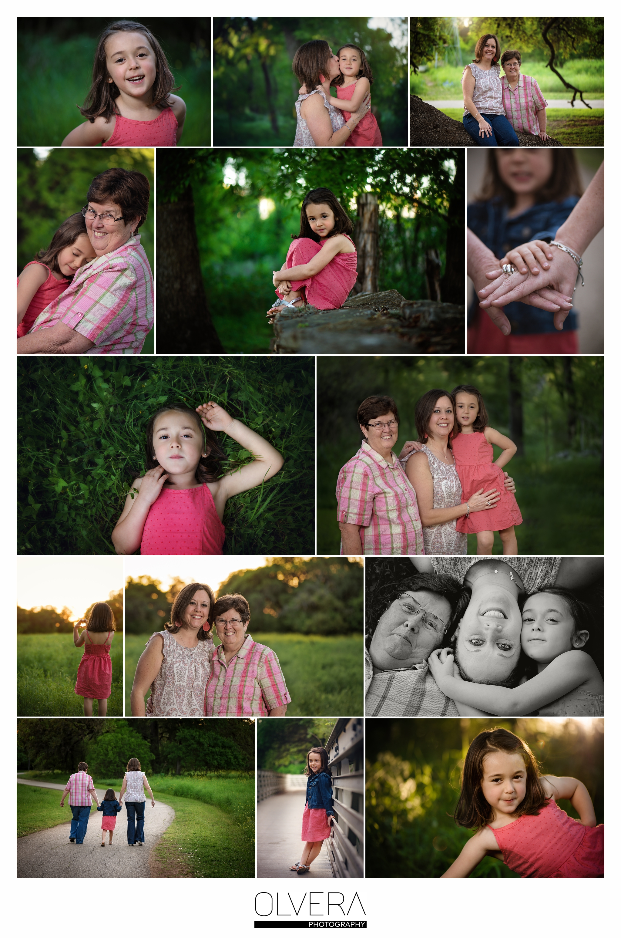 San Antonio Mother's Day 2016 Generational Photography