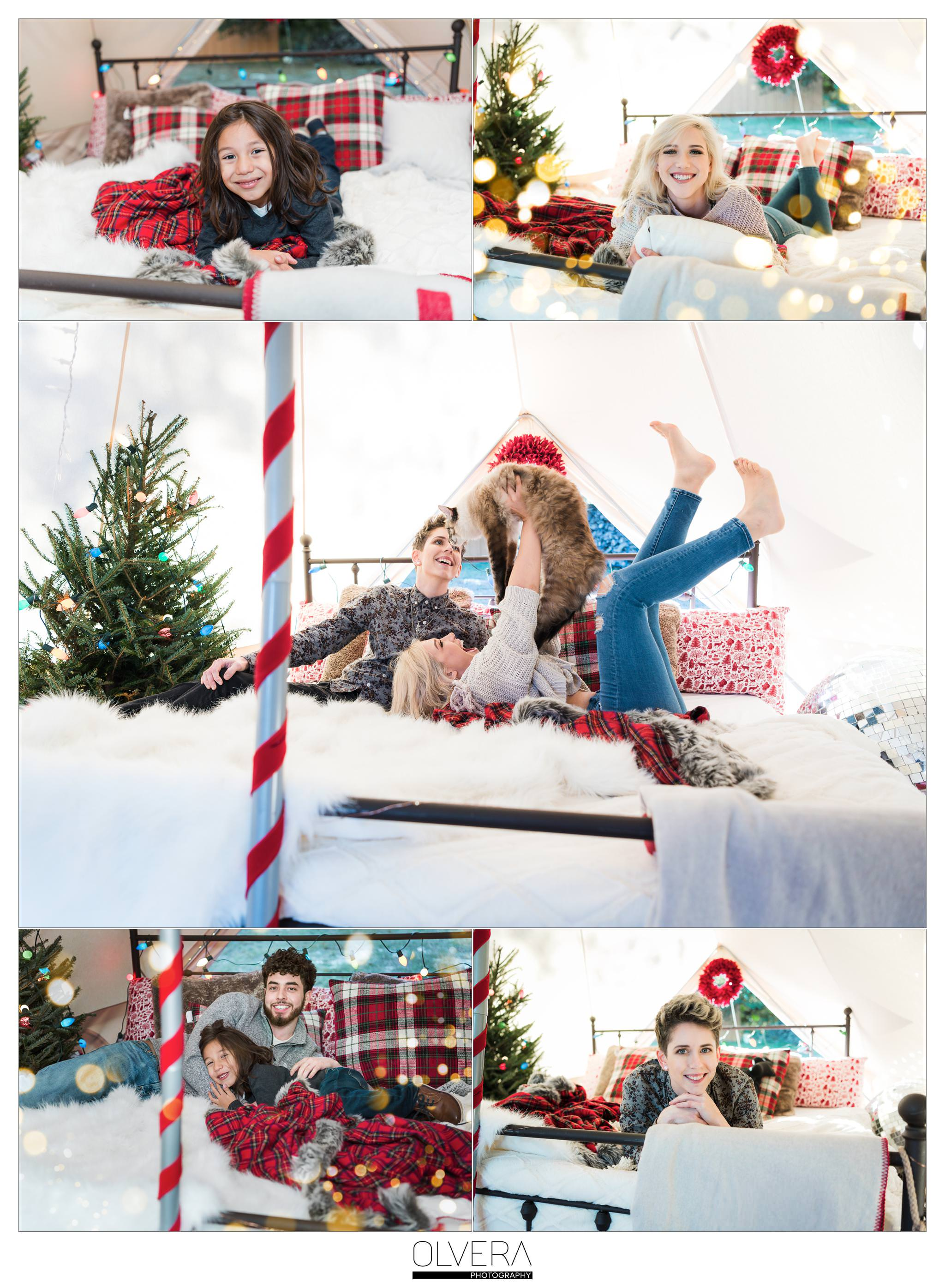 San-Antonio-Mini-Sessions_Christmas-Cabin-Tent_Olvera-Photography-7