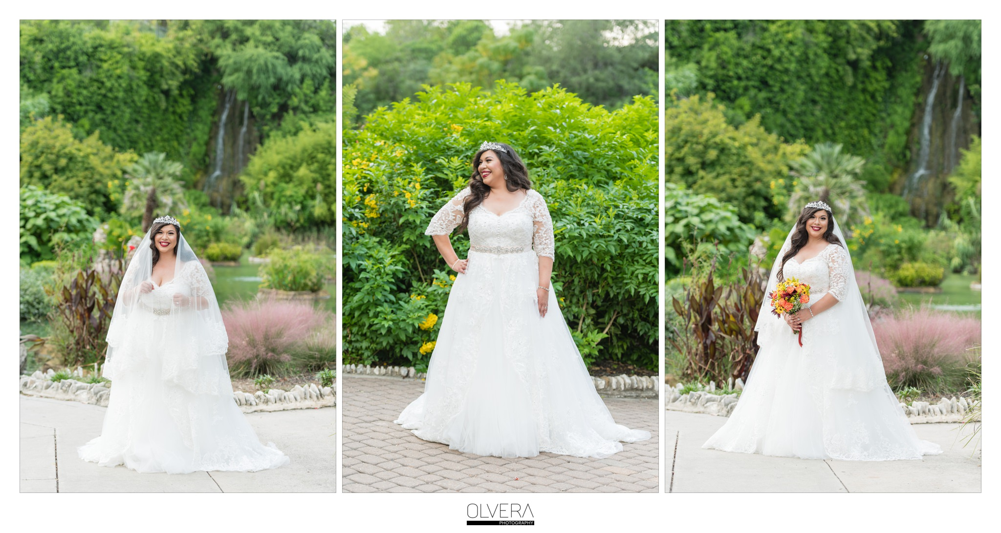 Bridal Portraits_Japanese Tea Garden_San Antonio Wedding Photographer