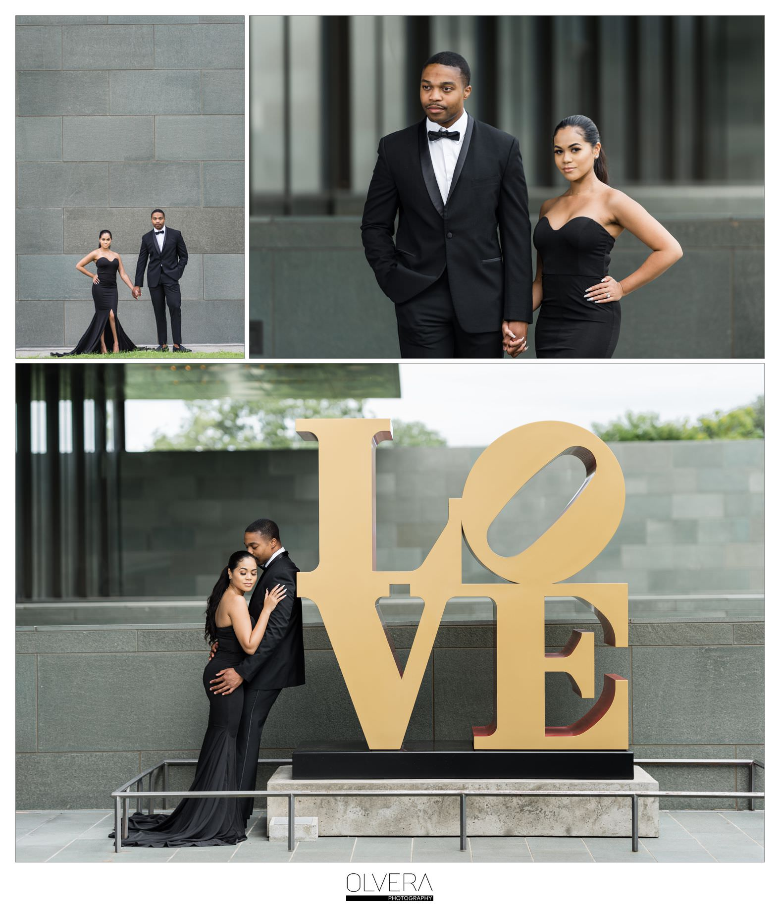 Glam Engagement Portraits at McNay Museum_San Antonio,TX 3