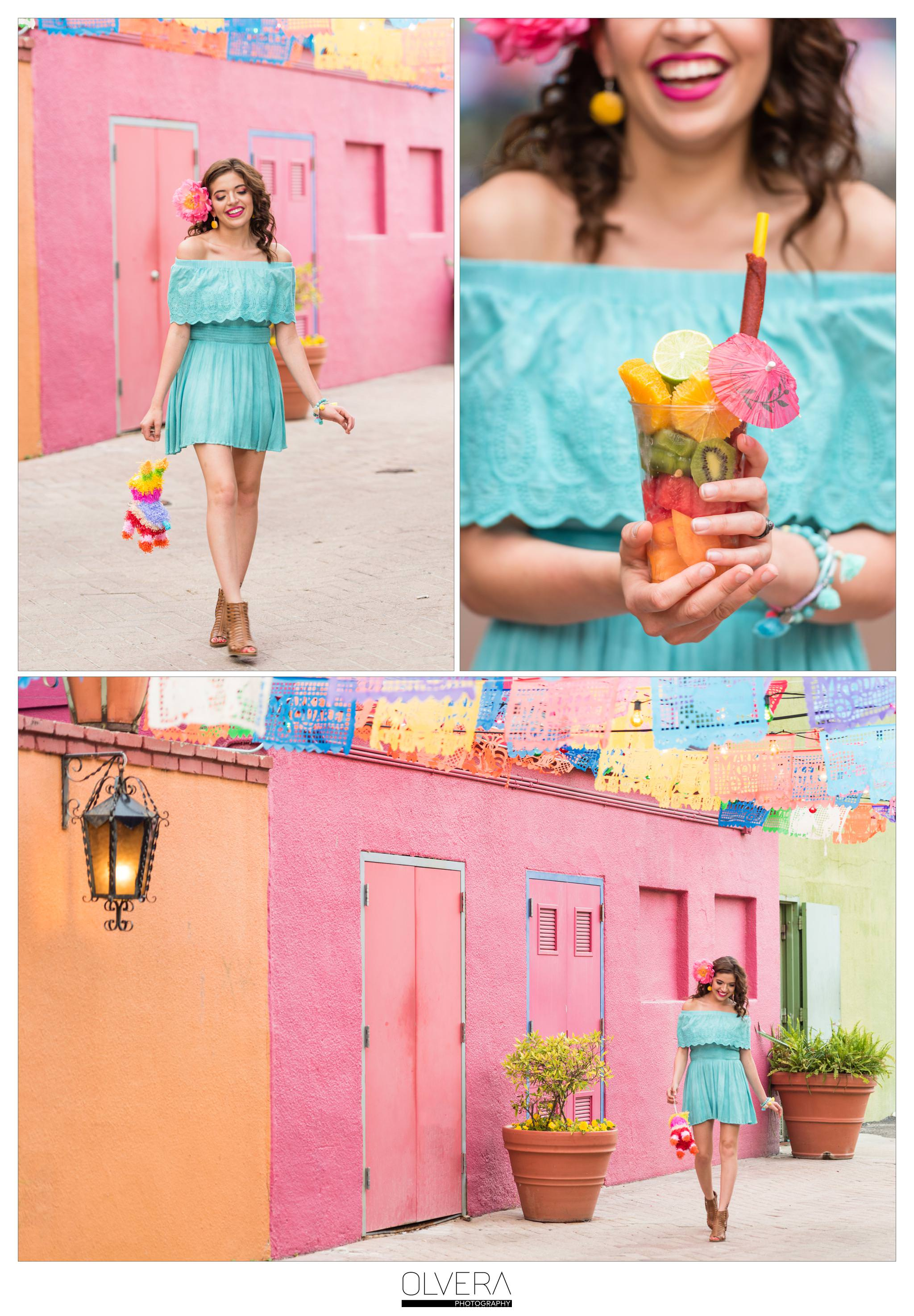 Fiesta themed Senior Portraits_San Antonio TX Senior Photographer 1