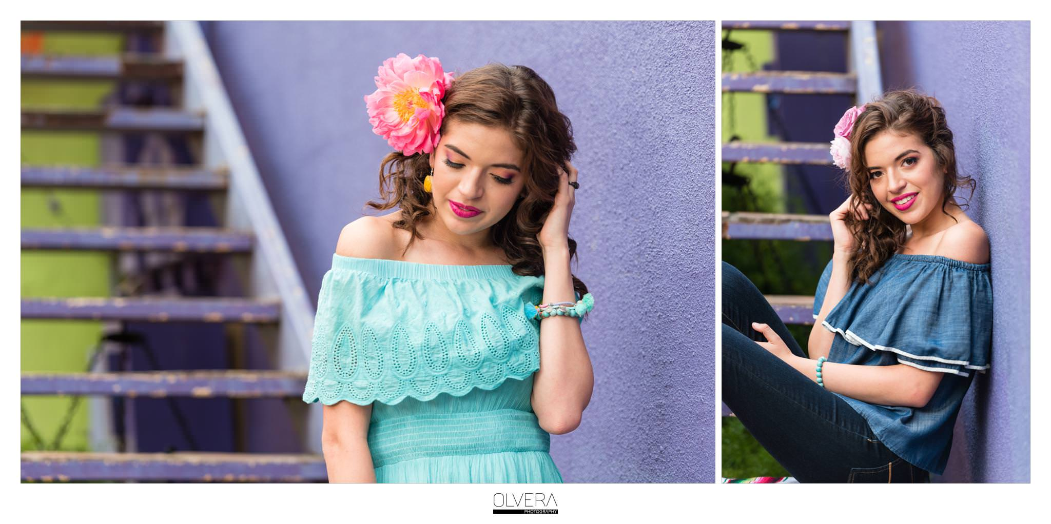 Fiesta themed Senior Portraits_San Antonio TX Senior Photographer 2