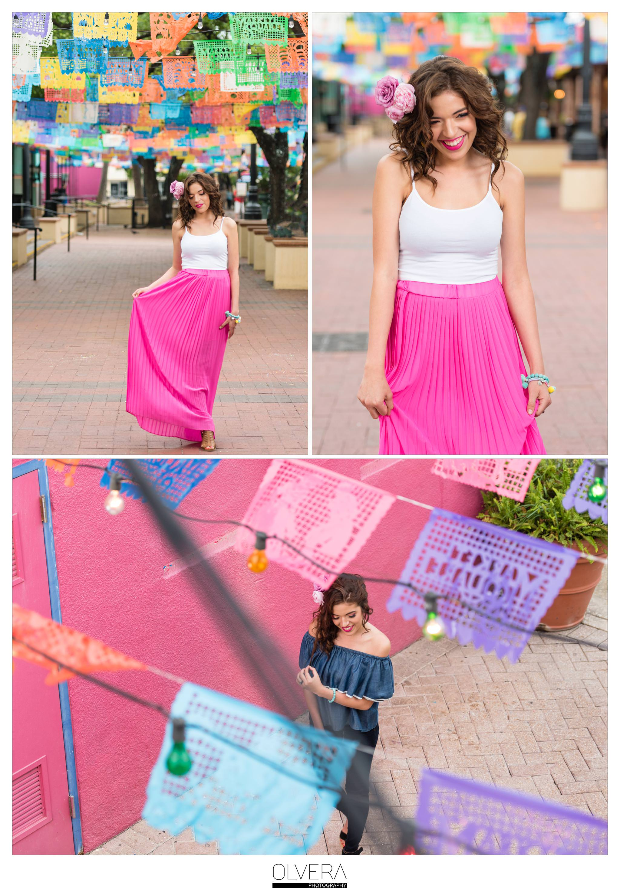 Fiesta themed Senior Portraits_San Antonio TX Senior Photographer 5