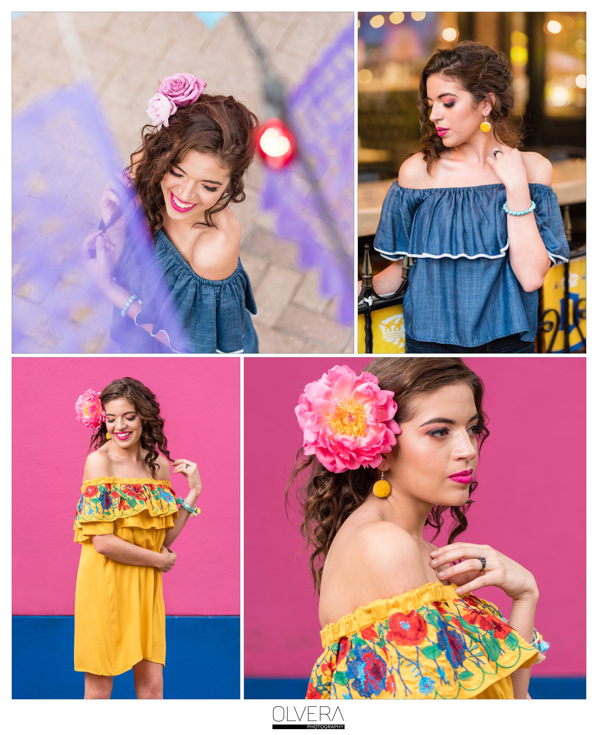 Fiesta themed Senior Portraits_San Antonio TX Senior Photographer 9