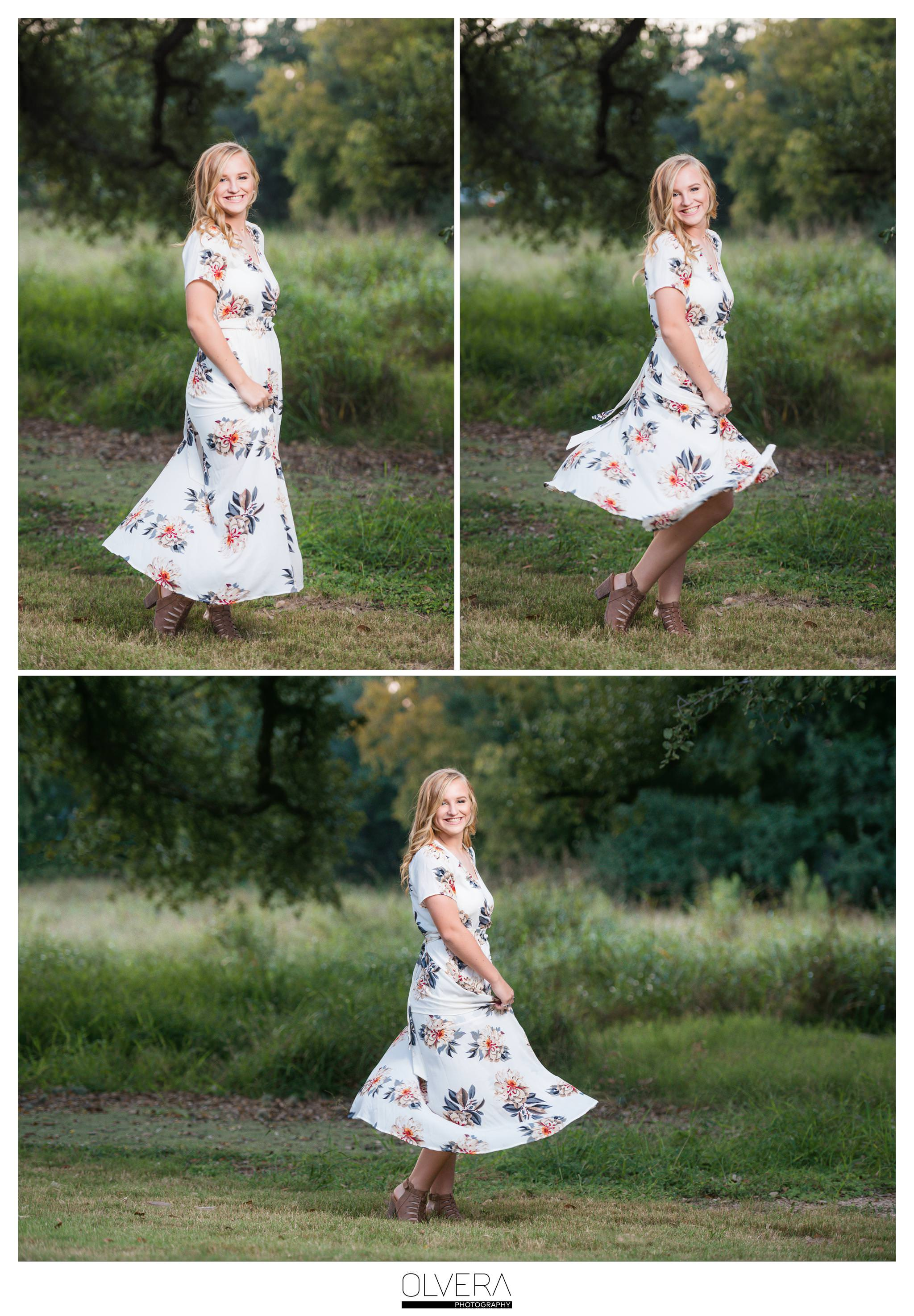 Canyon HS Senior Portraits_Magnolia Halle_San Antonio Photographer