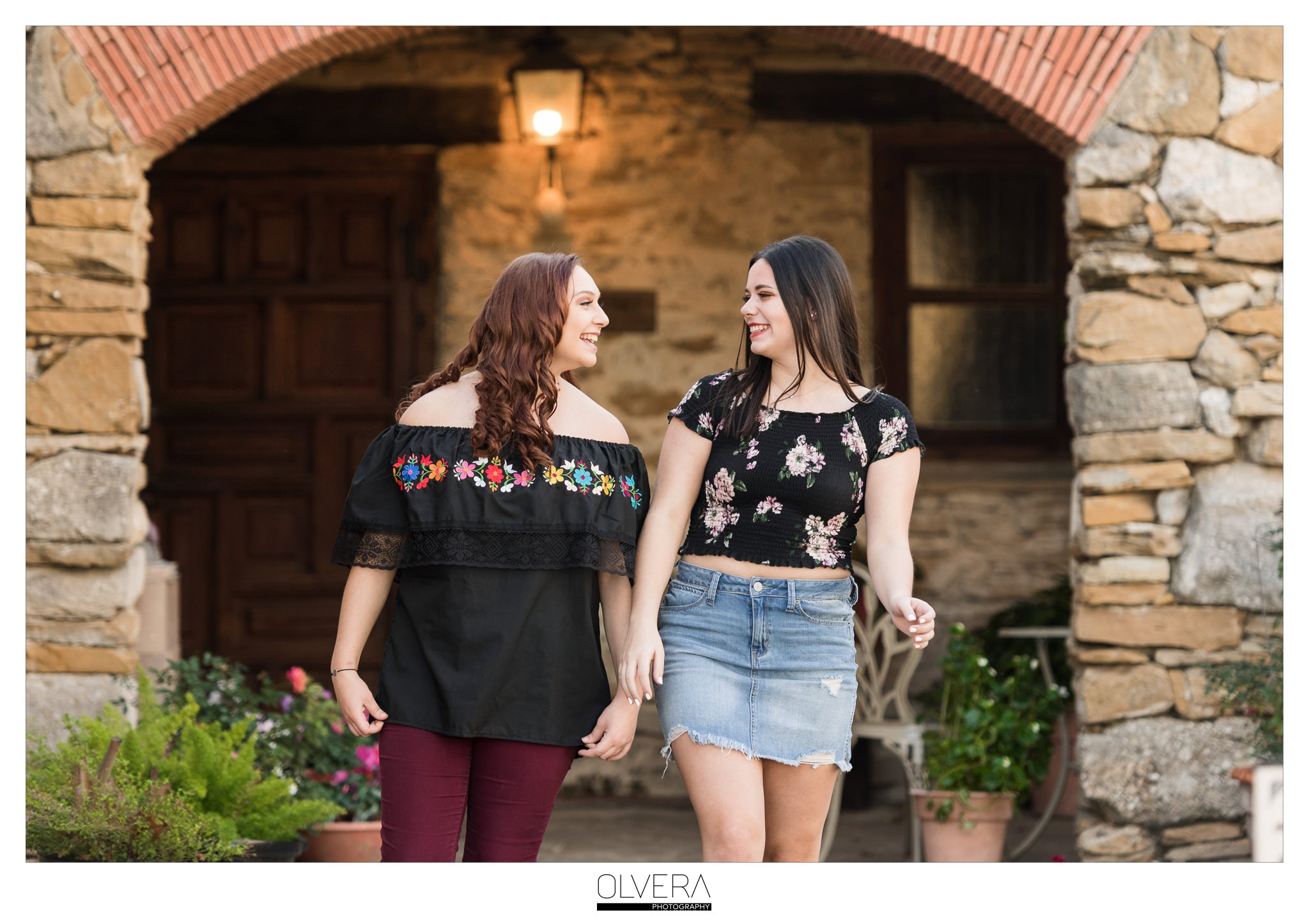 Senior Portraits_Mission Espada_San Antonio_Olvera Photography 1