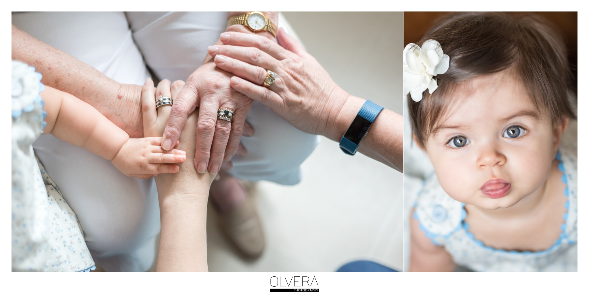 Four Generational Family Portraits | San Antonio, TX.