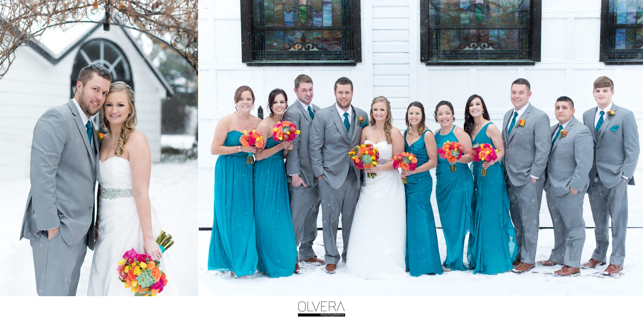 Gorgeous Winter Wedding in Boulder, CO.|Lionsgate Event Center