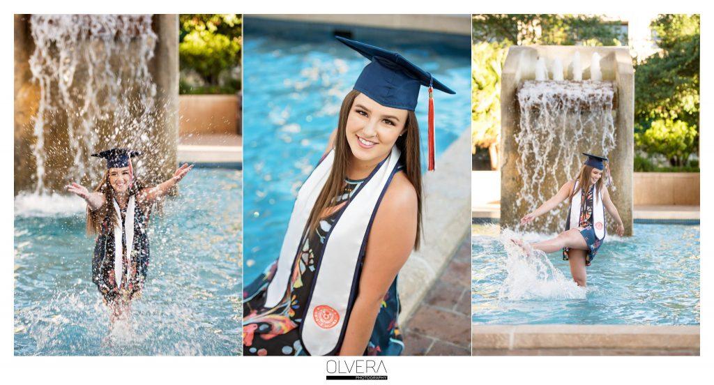 Utsa Graduation Portraits San Antonio Senior