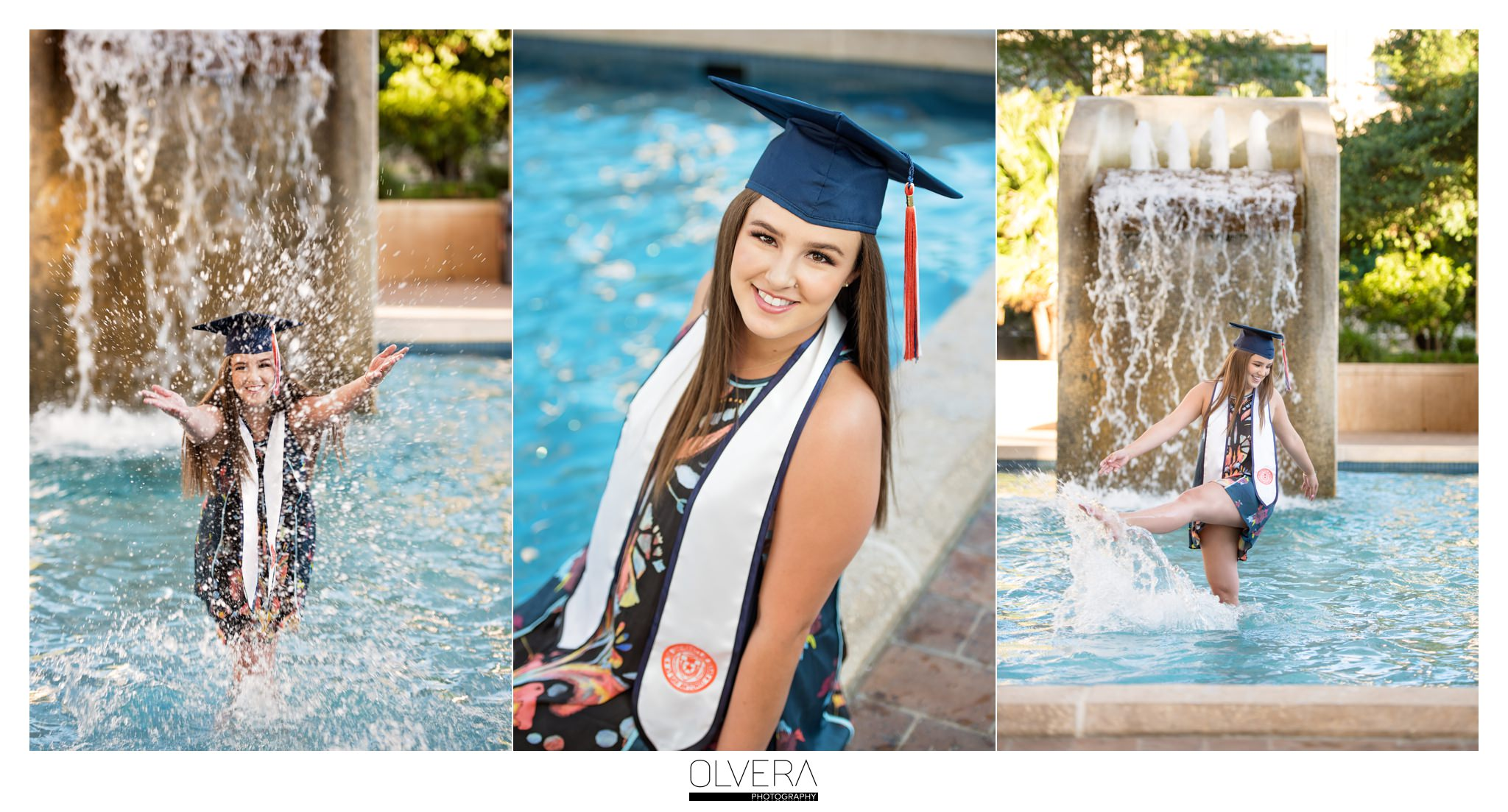 UTSA Graduation Portraits | San Antonio Senior Photographer