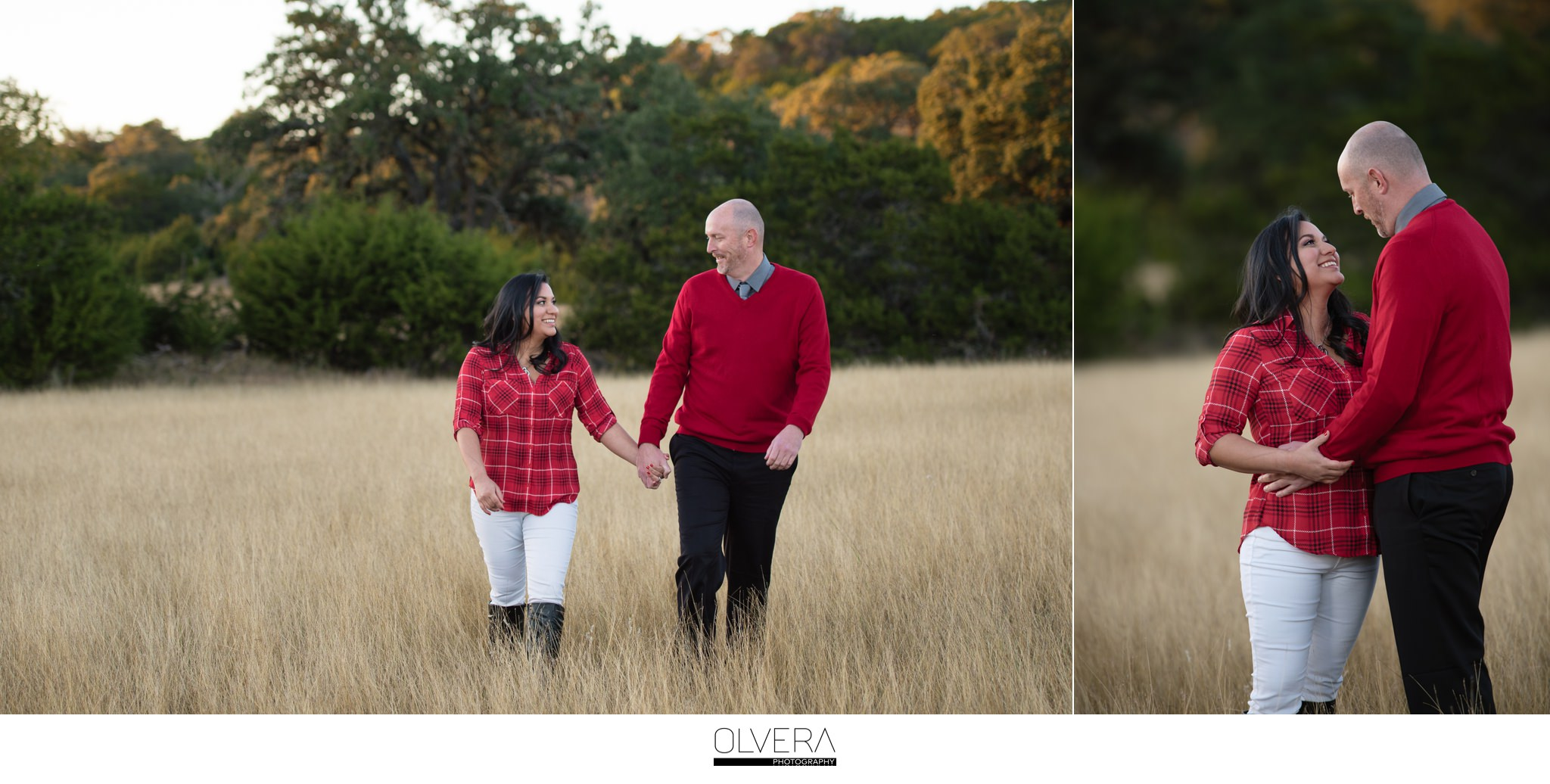 Bella Springs Engagement Portraits| Boerne, TX